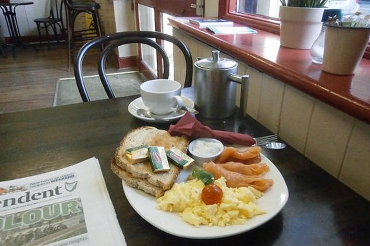 Relish your breakfast