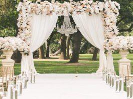 Planning a wedding in 6 months