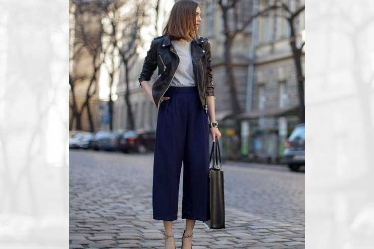 The one with culottes