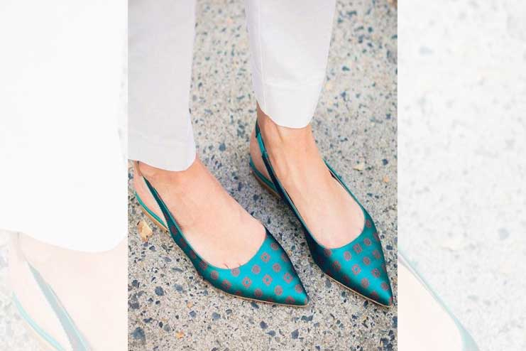 Flats-for-foot