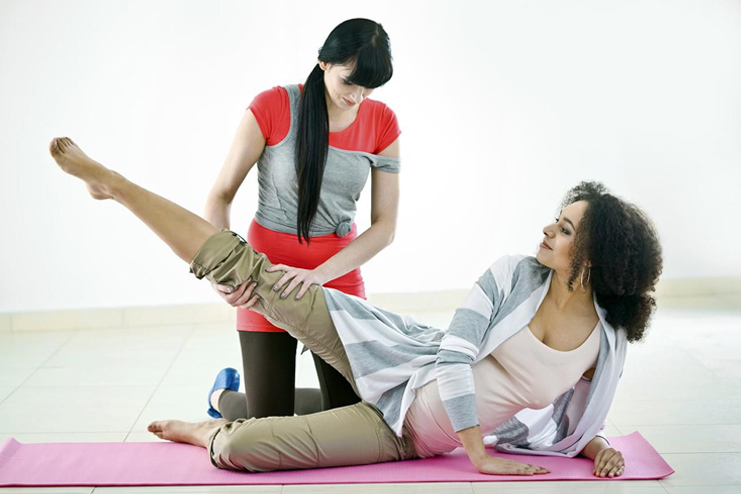 Gear up with Pilates