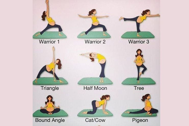 Go fit with Yoga