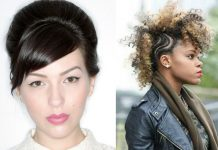 Party Hair Styles For Short Hair