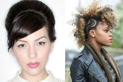 8 Pretty looking Party Wear Hairstyle For Short Hair
