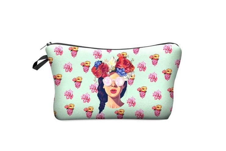 3D Printed Make-Up Bags