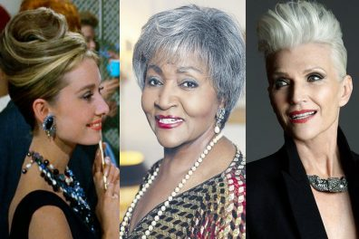 19 Winsome Hairstyles For A Round Face Over 50 - To be Adored!