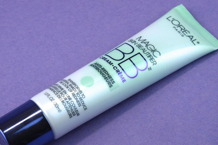 LOreal Paris Magic Skin Beautifier BB Cream in Anti-Redness
