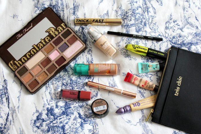 Make Up Bag Essentials