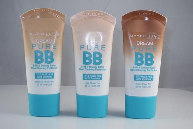 Maybelline Dream Pure BB