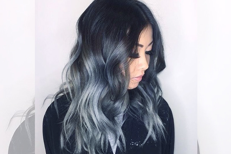 Metallic Silver color