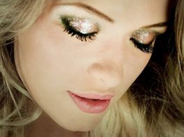 New Year Make Up Ideas