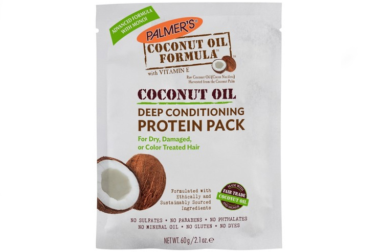 Palmer-s Coconut Oil Formula Deep Conditioning Protein Pack