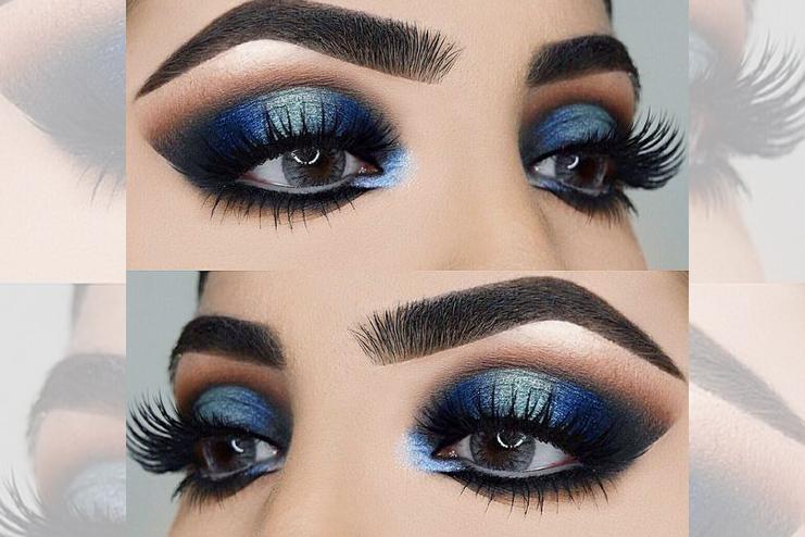 Sapphire twinkling