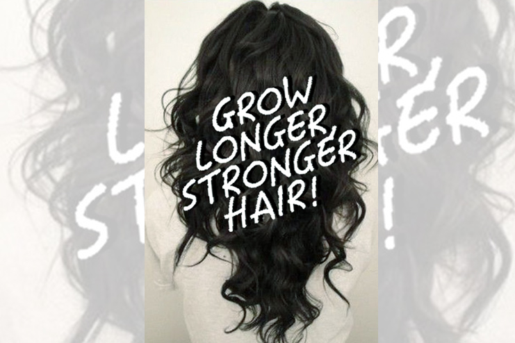 Strengthens Hair Roots