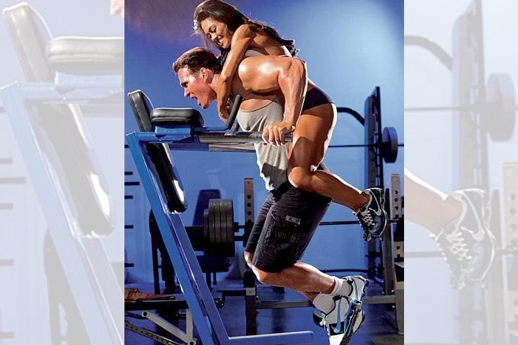 Couple Dips Workout