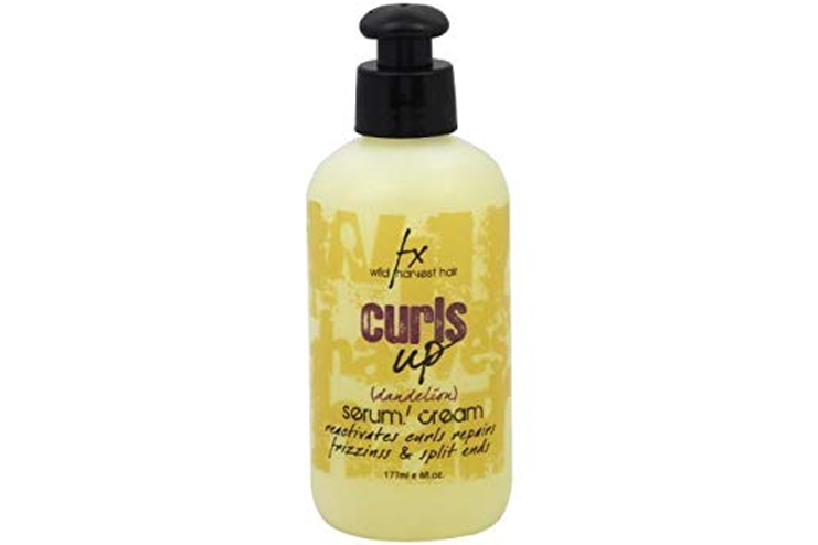 FX/Wild Harvest Hair Curls Up Serum/Cream