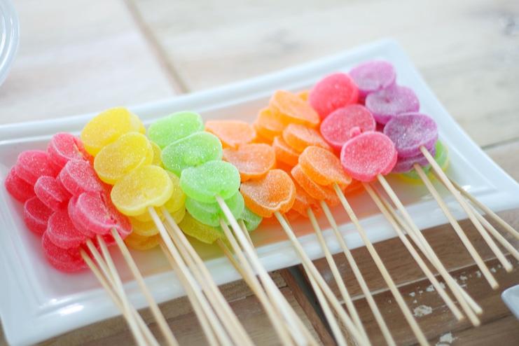 Limit eating sweet food