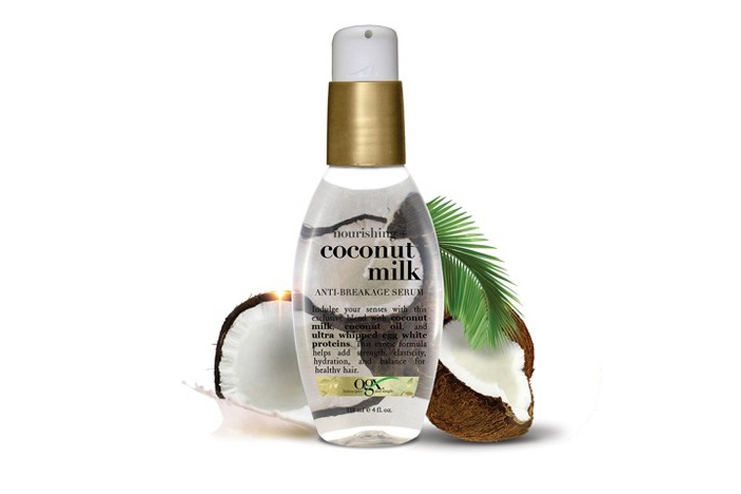 OGX Nourishing Coconut Milk Anti-Breakage Serum