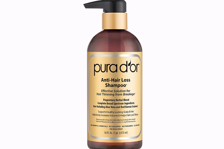 PURA D'OR Anti-Hair