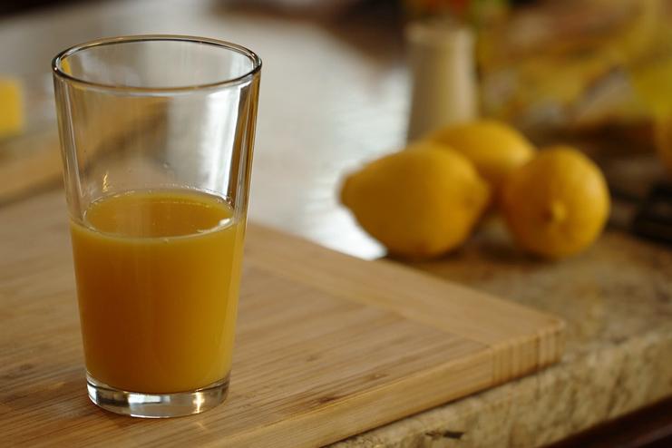 Sunset Juice