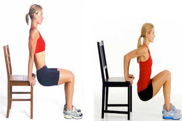 Chair Dips