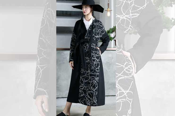 Designed Linen Long