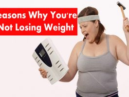 Are Not Losing Weight