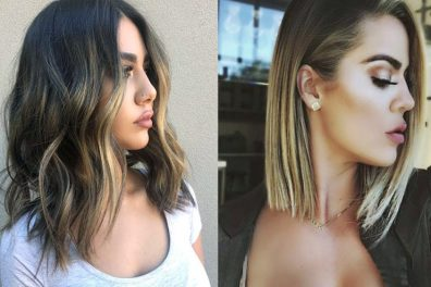 5 Ravishing Hair Cuts & Hairstyles 15 Styles For Shoulder Length Hair - Go Forth And Be Fabulous!
