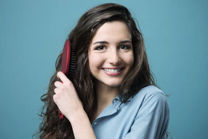 Best straightening hair brush