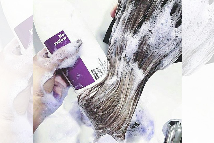 Use the right shampoo and conditioner