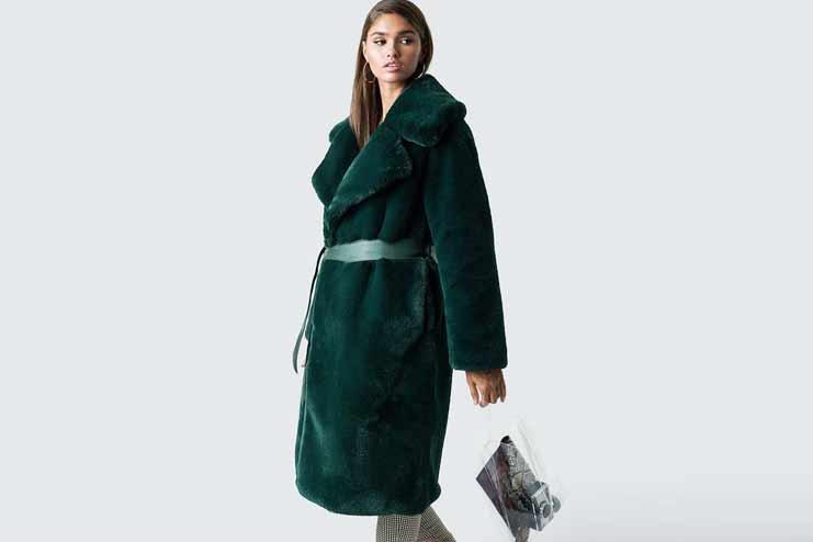 Velvety-Collared-Waist-Coat