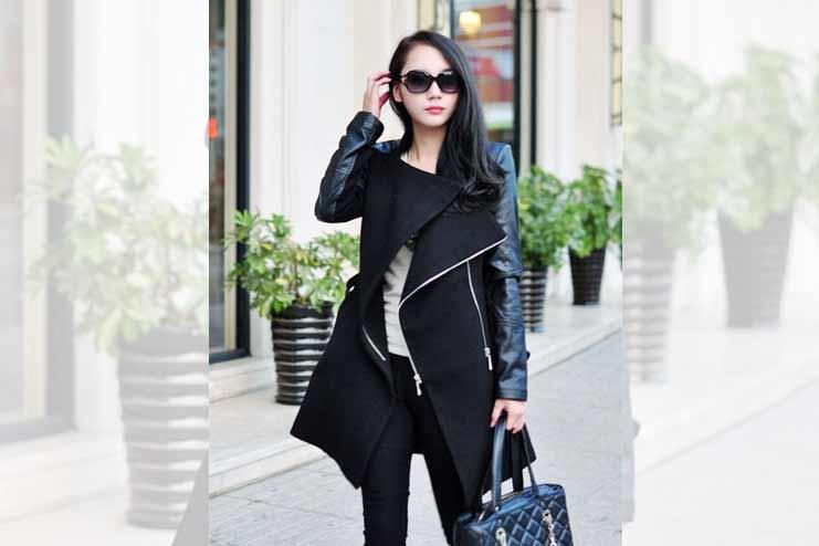 Zipper Leather