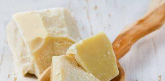 Cocoa butter for skin lightening