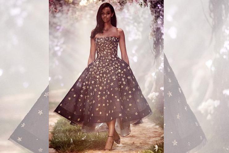 Disney Gown Tour the land of fairies