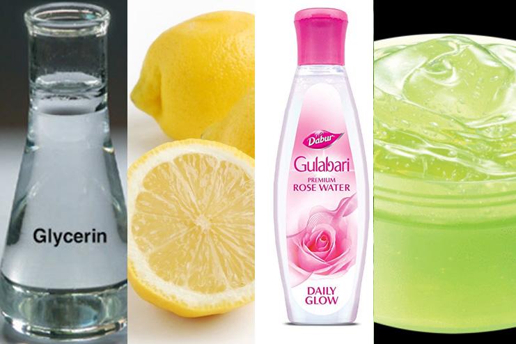Lemon combo skin toner
