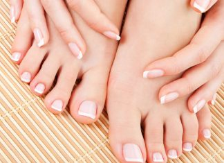 Make Nails Shiny