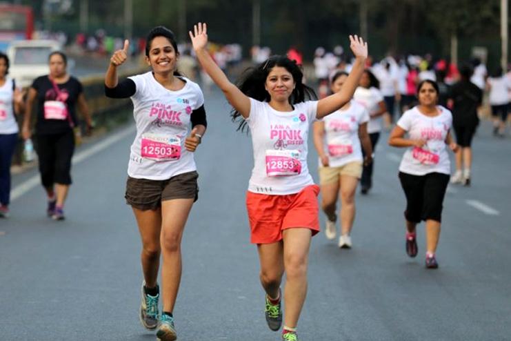 Participate in a marathon