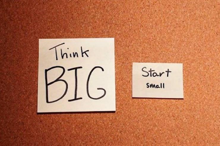 Start-It-Small