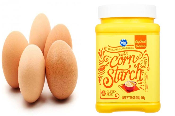 Egg-And-Cornstarch