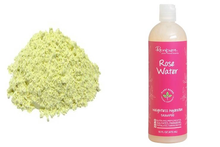 Green-Gram-Flour-Rose-Water
