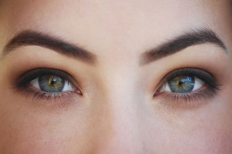 Distinctive Eyebrow Shapes For An Oval Face - Go For The Best!