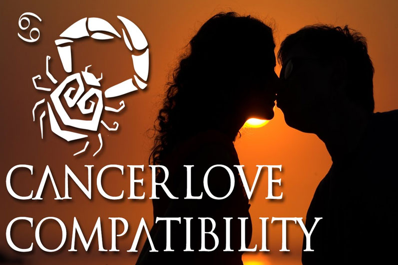 Man likes you physical a cancer signs 8 Tell